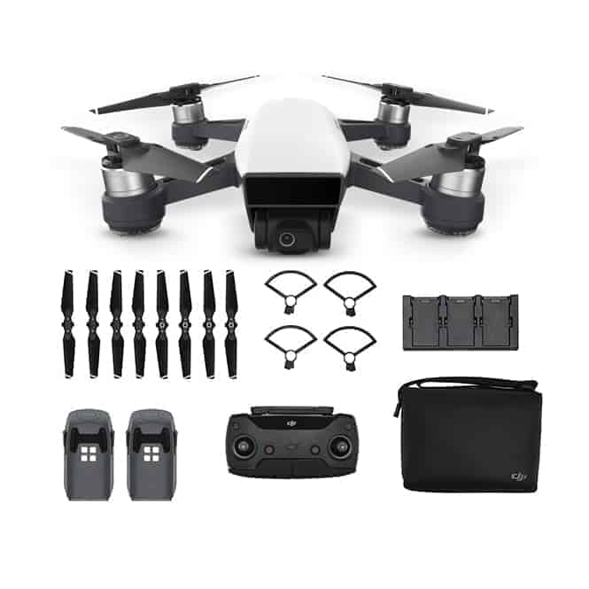Dji Spark Drone >> Dji Spark Fly More Combo Drone Works Ireland