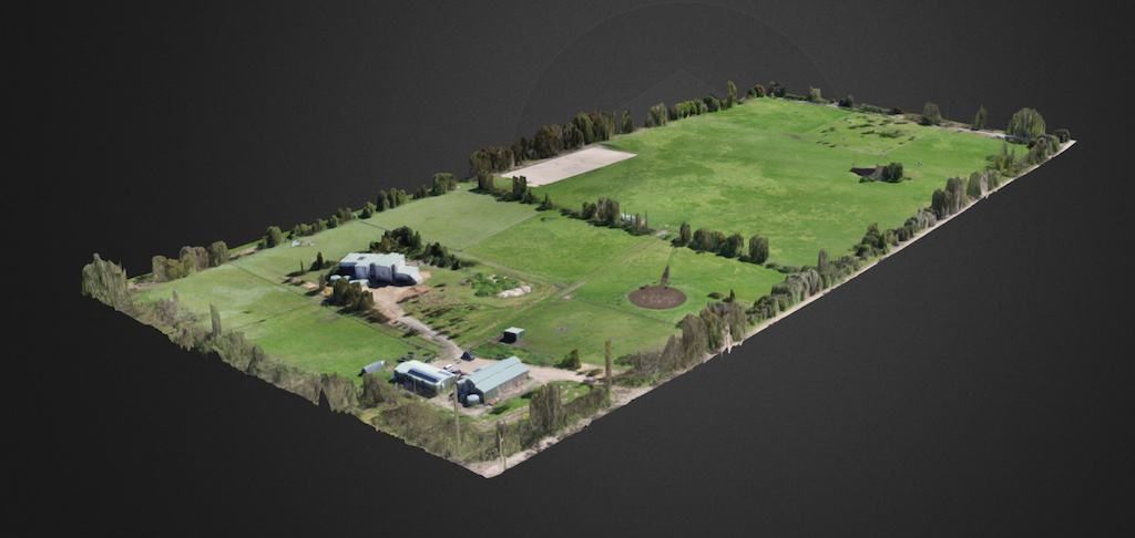 Mapping services from Drone Works Ireland