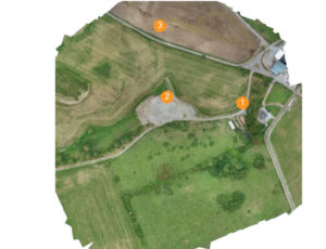 Aerial Mapping and Surveying from Drone Works Ireland