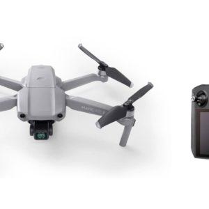 dji mavic air 2 and smart controller