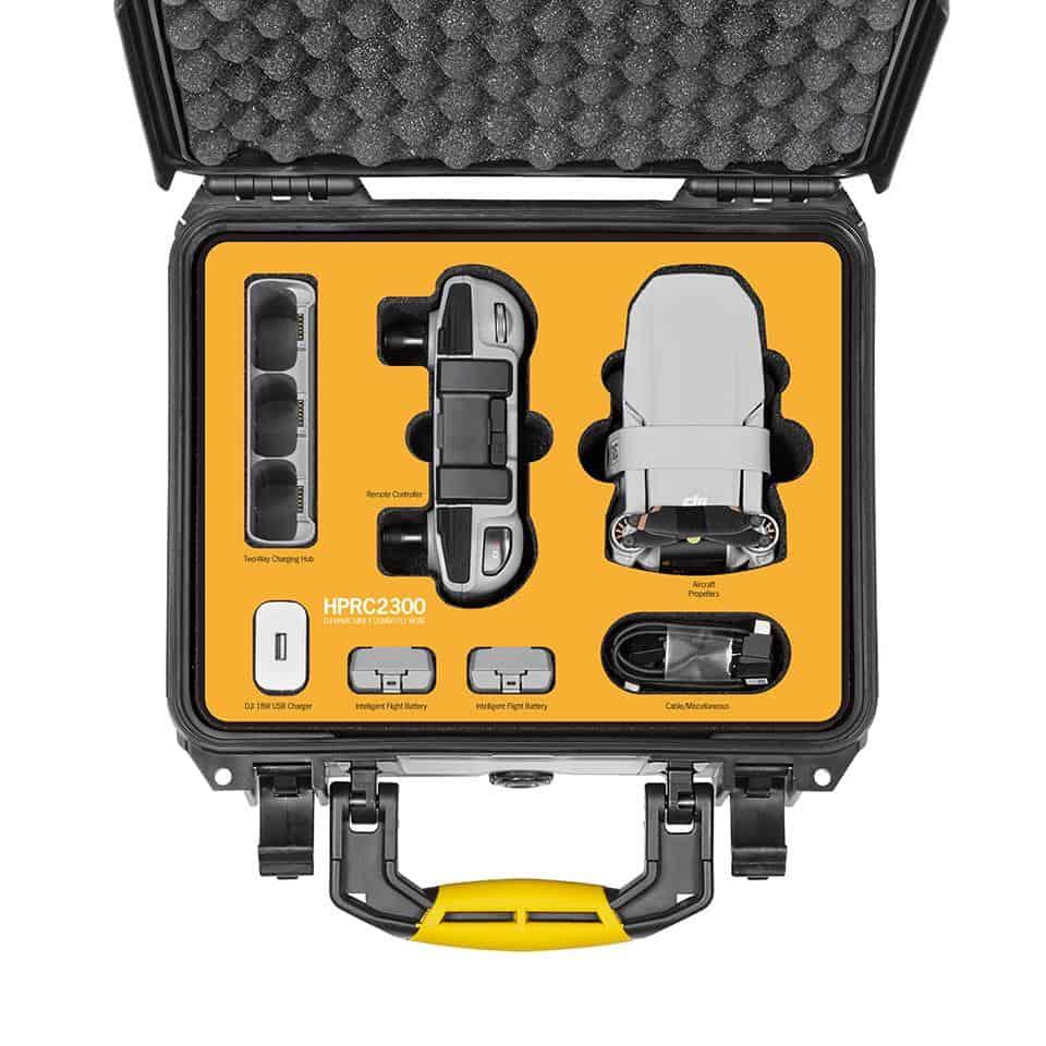 DJI Mini 2 Combo HPRC2300 Case